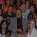 George H.W. Bush, Barbara Bush Visit Ogunquit Playhouse's LEGALLY BLONDE