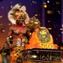 Photo Flash: West End's LION KING Celebrates 5000 Performances!