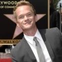 Photo Flash: Neil Patrick Harris Celebrates New Star on Hollywood Walk of Fame!
