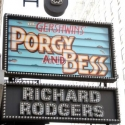 UP ON THE MARQUEE: THE GERSHWINS' PORGY AND BESS