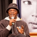 Photo Coverage: Samuel L. Jackson, Angela Bassett Bring Talk of THE MOUNTAINTOP to The Brooklyn Academy of the Arts
