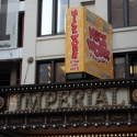 UP ON THE MARQUEE: NICE WORK IF YOU CAN GET IT!