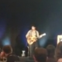 STAGE TUBE: Darren Criss Serenades Composer Menken With Surprise Appearance