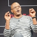 Photo Flash: Samuel L. Jackson Visits TimesTalks