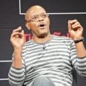 Photo Flash: Samuel L. Jackson Visits TimesTalks