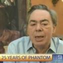 Andrew Lloyd Webber on THE PHANTOM OF THE OPERA's Success