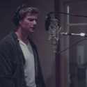STAGE TUBE: Hunter Parrish Records 'Beautiful City' for GODSPELL Cast Album - Inside the Studio!