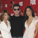 Photo Flash: X FACTOR Judges Attend Press Conference