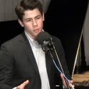 STAGE TUBE: Nick Jonas Sings 'I Believe In You' Live on Soundcheck Talk Show