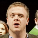 Photo Flash: New Cast of ONE MAN TWO GUVNORS in Rehearsal!