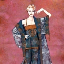 Photo Flash: Costume Sketches from Goodspeed's MAME!