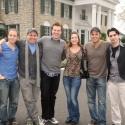 Photo Flash: MILLION DOLLAR QUARTET Tour Cast Visits to Elvis' Graceland