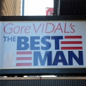 UP ON THE MARQUEE: THE BEST MAN!