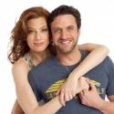Photo Flash: Meet LEAP OF FAITH's Stars- Raul Esparza & Jessica Phillips!