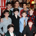 Photo Flash: BILLY ELLIOT Celebrates 3 Years on Broadway