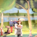 BWW TV: First Look at Erin Davie, Ron Bohmer et al. in SUNDAY IN THE PARK WITH GEORGE!