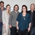 FREEZE FRAME: SEMINAR Cast Meets the Press!