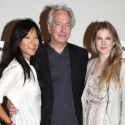 Photo Coverage: Meet Alan Rickman the Cast of Broadway's SEMINAR!
