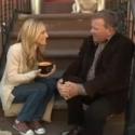 STAGE TUBE: William Shatner on Talk Stoop