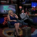 STAGE TUBE: Megan Hilty, Nick Jonas Appear on WATCH WHAT HAPPENS LIVE