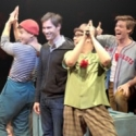 STAGE TUBE: Eric McCormack Makes Cameo Appearance in GODSPELL