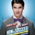 Photo Flash: First Look at Darren Criss in HOW TO SUCCEED!