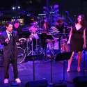 BWW TV: Lin-Manuel Miranda & Mandy Gonzalez Perform 'Empire State Of Mind' at AMERICAN SONGBOOK!