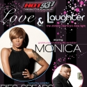 HOT 93.7 Presents LOVE & LAUGHTER at Bushnell Center, 2/14