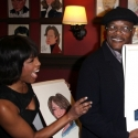 FREEZE FRAME: Samuel L. Jackson and Angela Bassett Unveil Sardi's Portraits!