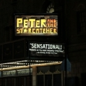 UP ON THE MARQUEE: PETER AND THE STARCATCHER!