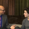 BWW TV EXCLUSIVE: BACKSTAGE WITH RICHARD RIDGE - Nick Jonas on SMASH, New Jonas Brothers Album and 'Success'
