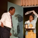Photo Flash: Samuel L. Jackson & Angela Bassett Bring THE MOUNTAINTOP to Broadway - First Look!