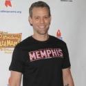 MEMPHIS to Host Sneak Peek of Adam Pascal as Huey Calhoun, 10/20