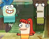 Season 2 of Disney Channel's FISH HOOKS Premieres 11/4
