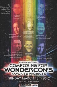 Ellen Greene to Moderate WonderCon Film and TV Composer Panel
