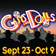 GUYS AND DOLLS Opens Season At Norris Center for the Performing Arts
