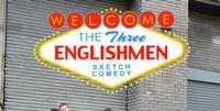 Lisa Toogood for United Agents Presents THE THREE ENGLISHMEN OPTIMISTS