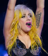 Lady Gaga to Perform on Dick Clark's New Year's Rockin' Eve with Ryan Seacrest 2012