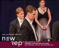 New Repertory Theater Presents COLLECTED STORIES 10/9-30