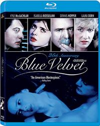BLUE VELVET: 25TH ANNIVERSARY EDITION Released On Blu-Ray