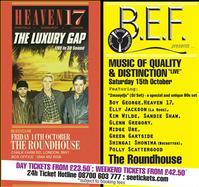 B.E.F. Confirms 2manydjs (DJ Set) at London Roundhouse
