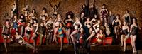 Wasabassco Burlesque Hosts 7th Anniversary Extravaganza At Bell House