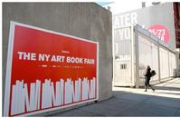 NY Art Book Fair To Be Held & Special Events Announced 10/2