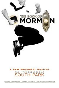 BOOK OF MORMON featured on SiriusXM's Mormon Mondays