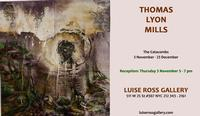 The Catacombs On Exhibit At Luise Ross Gallery 11/3-12/23