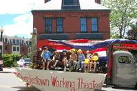 Theatre on Fire and the Charlestown Working Theater to Present MOJO