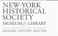 December 2011 Exhibitions Announced At N-Y Historical Society