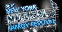 Magnet Theater Presents the 3rd Annual New York Musical Improv Festival