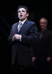 Jersey Boys' Jarrod Spector to Perform Opening Night at Flute Cabaret