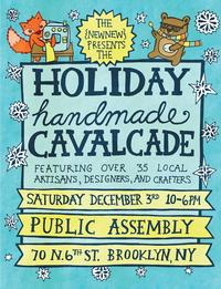 Fourth-Annual-Holiday-Handmade-Cavalcade-Held-At-Public-Assembly-20010101